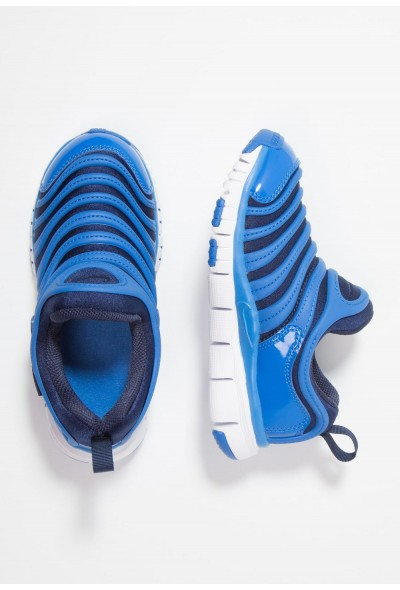 Nike Mocassins signal blue/midnight navy/white