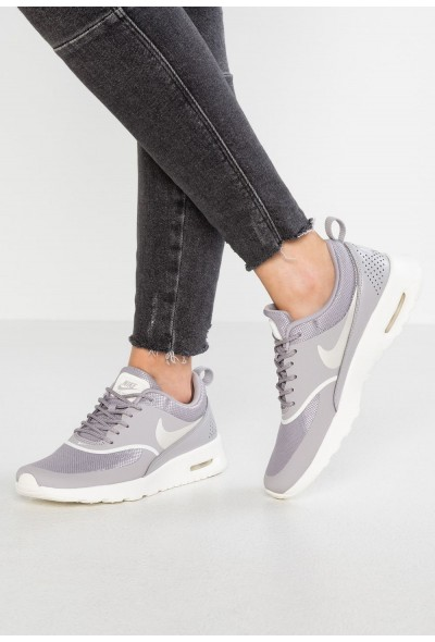 Black Friday 2019 - Nike AIR MAX THEA - Baskets basses atmosphere grey/sail