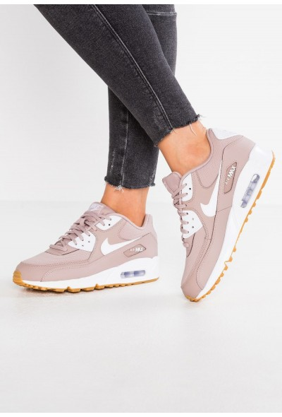 Nike AIR MAX - Baskets basses diffused taupe/white/light brown