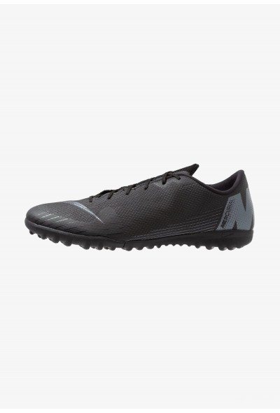 Nike MERCURIAL VAPORX 12 ACADEMY TF - Chaussures de foot multicrampons black