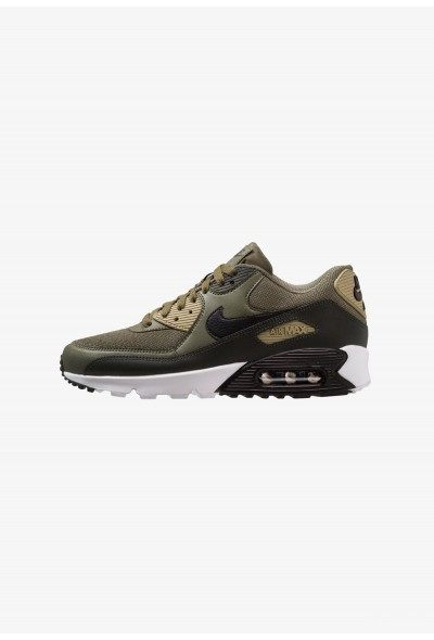 Nike AIR MAX 90 ESSENTIAL - Baskets basses medium olive/sequoia/neutral olive/black