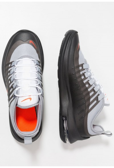 Nike AIR MAX AXIS - Baskets basses wolf grey/total crimson/black/anthracite