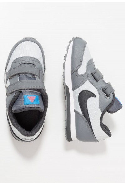 Nike MD RUNNER 2  - Chaussures premiers pas pure platinum/anthracite/cool grey/photo blue