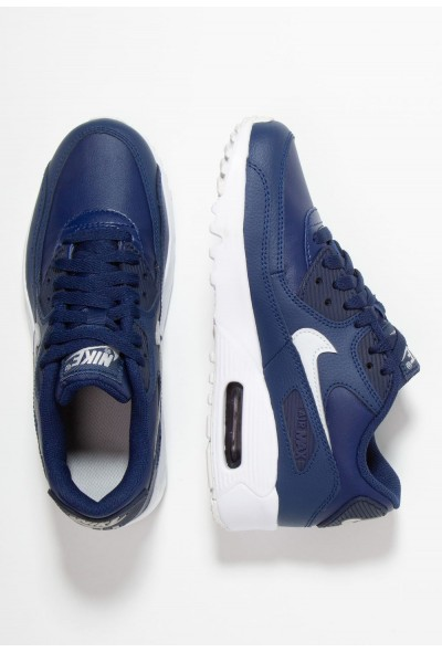 Nike AIR MAX 90  - Baskets basses blue void/pure platinum/white