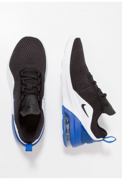 Nike AIR MAX MOTION 2 - Baskets basses black/game royal/white
