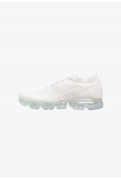 Nike AIR VAPORMAX FLYKNIT - Chaussures de running neutres white/pure platinum