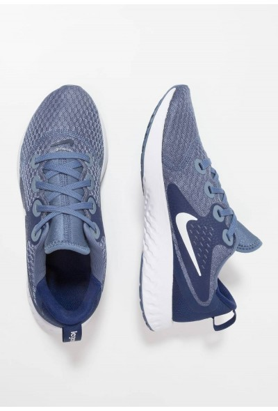 Nike LEGEND REACT - Chaussures de running neutres diffused blue/white/blue void