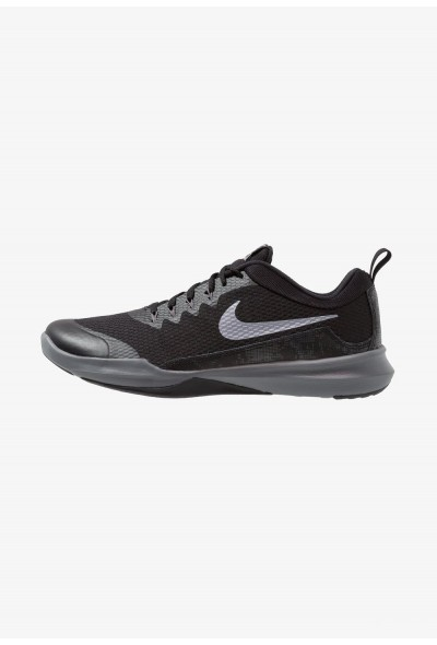 Black Friday 2019 - Nike LEGEND TRAINER - Chaussures d'entraînement et de fitness black/metallic cool grey/dark grey