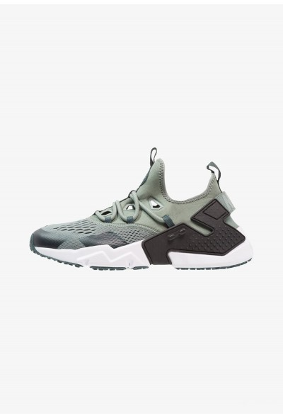 Nike AIR HUARACHE DRIFT - Baskets basses clay green/deep jungle/black/white