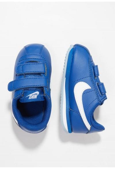 Nike CORTEZ BASIC SL (TDV) - Baskets basses indigo force/white/obsidian mist