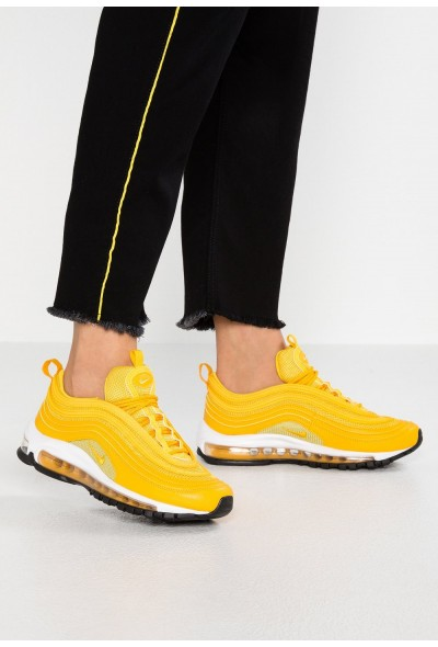Nike NIKE AIR MAX 97 - Baskets basses mustard/buff gold/white