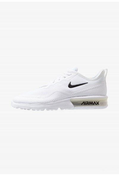 Black Friday 2019 - Nike AIR MAX SEQUENT 4.5 - Chaussures de running neutres white/black