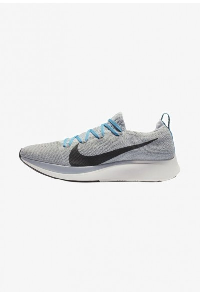 Nike ZOOM FLY FK - Chaussures de running neutres grey/turquoise/black