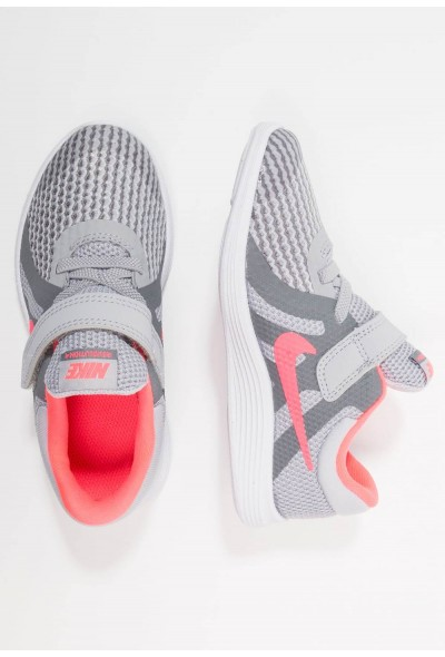 Black Friday 2019 - Nike REVOLUTION 4 - Chaussures de running neutres wolf grey/racer pink/cool grey/white