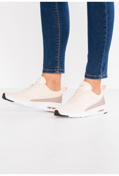 Nike AIR MAX THEA - Baskets basses guava ice/diffused taupe