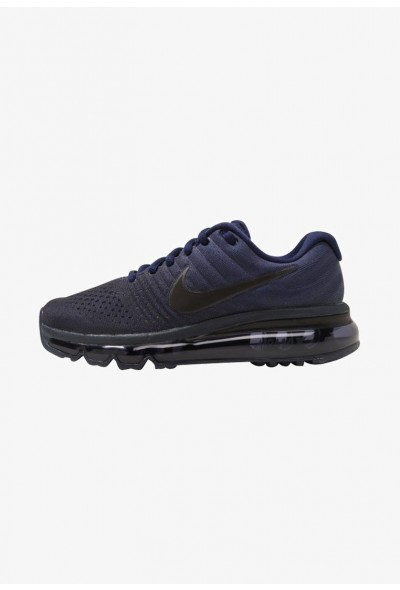 Nike AIR MAX 2017 BG - Chaussures de running neutres binary blue/black/obsidian