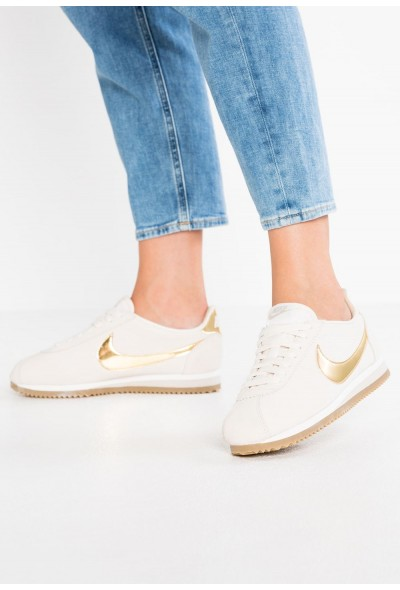 Nike CLASSIC CORTEZ SE - Baskets basses phantom/metallic gold/string/light brown