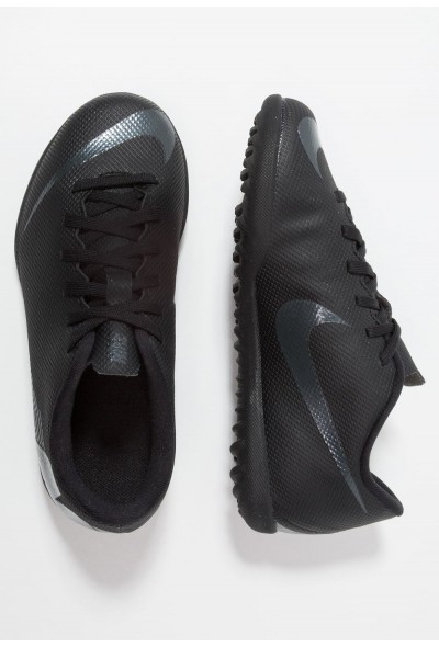Black Friday 2019 - Nike MERCURIAL VAPORX 12 CLUB TF - Chaussures de foot multicrampons black/anthracite/light crimson