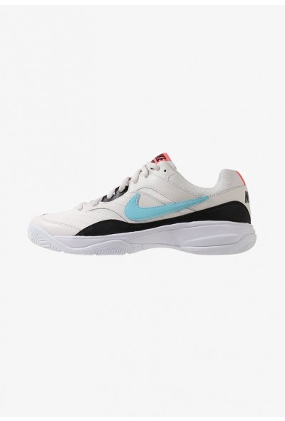 Black Friday 2019 - Nike COURT LITE - Baskets tout terrain phantom/bleached aqua/black hot lava