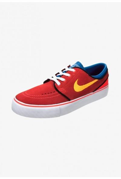 Nike STEFAN JANOSKI - Baskets basses laser crimson/atomic mango