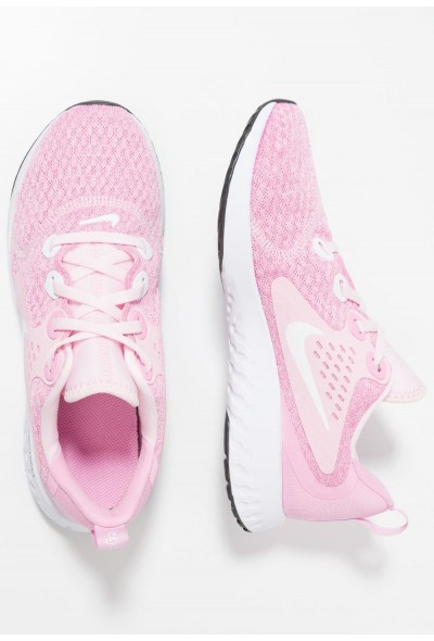 Nike LEGEND REACT - Chaussures de running neutres pink foam/white/pink rise/anthracite