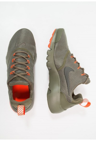 Nike PRESTO FLY - Baskets basses medium olive/sequoia/total crimson
