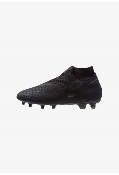 Nike PHANTOM OBRA 3 PRO DF FG - Chaussures de foot à crampons black