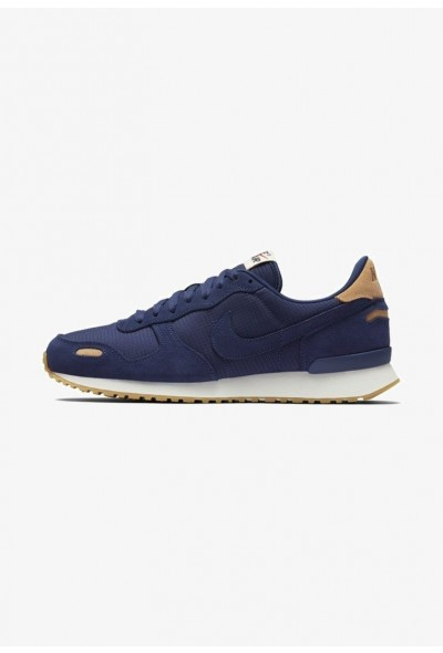 Nike AIR VORTEX - Baskets basses dark blue/light brown/dark blue