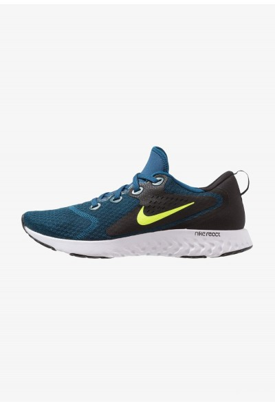 Nike LEGEND REACT - Chaussures de running neutres blue force/volt/black/white