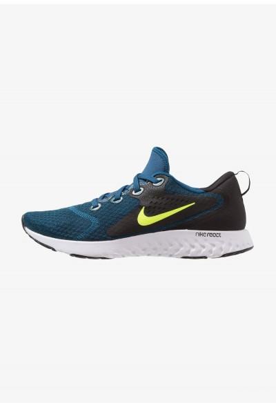 Nike LEGEND REACT - Chaussures de running neutres blue force/volt/black/white