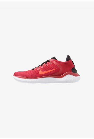 Nike FREE RN 2018 - Chaussures de course neutres gym red/bright crimson/black/team red/white