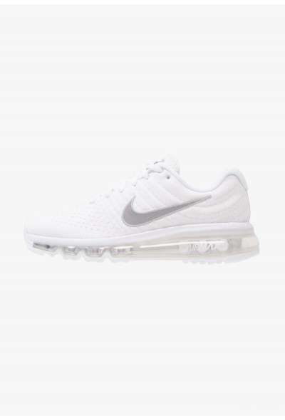 Nike AIR MAX 2017 BG - Chaussures de running neutres white/metallic silver
