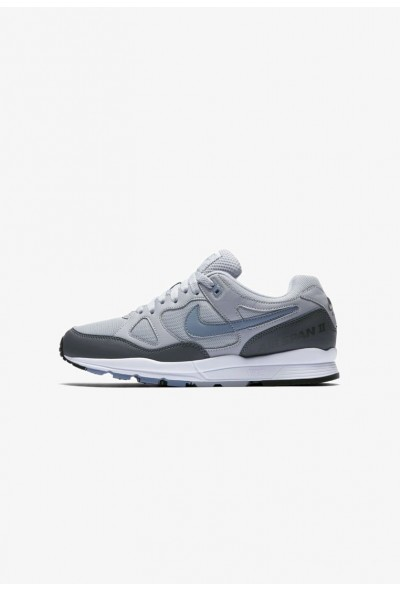 Nike AIR SPAN II - Baskets basses wolf grey/dark grey/anthracite/ashen slate