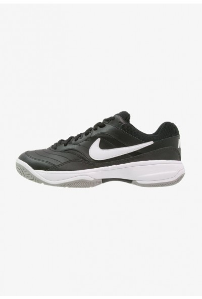 Black Friday 2019 - Nike COURT LITE - Baskets tout terrain black/white/medium grey
