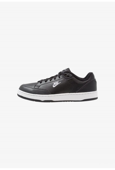 Nike GRANDSTAND II - Baskets basses black/white/neutral grey
