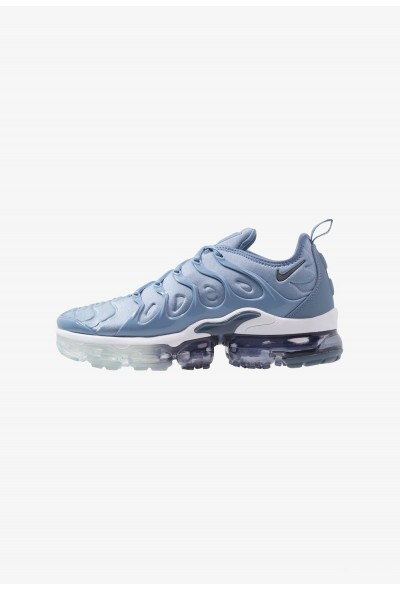Nike AIR VAPORMAX PLUS - Baskets basses work blue/cool grey/diffused blue/white