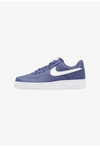 Nike AIR FORCE - Baskets basses blue recall/white