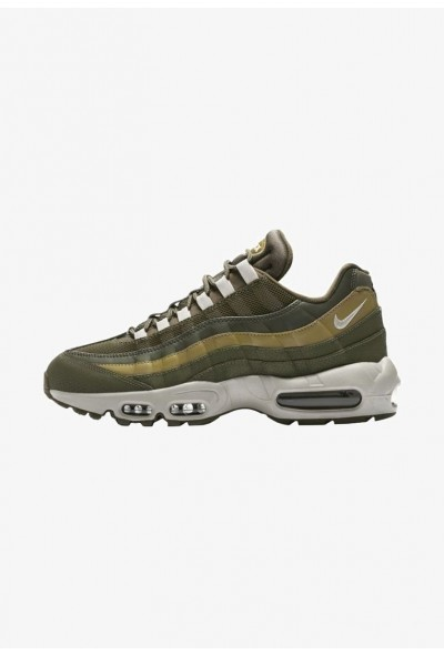 Nike AIR MAX 95 ESSENTIAL - Baskets basses - olive/off olive/off-white