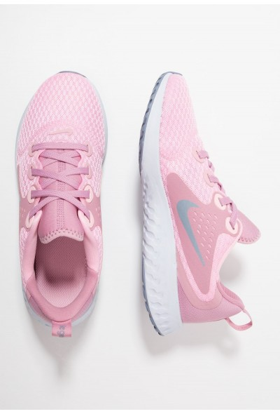 Nike LEGEND REACT - Chaussures de running neutres pink/ashen slate/elemental pink/football grey