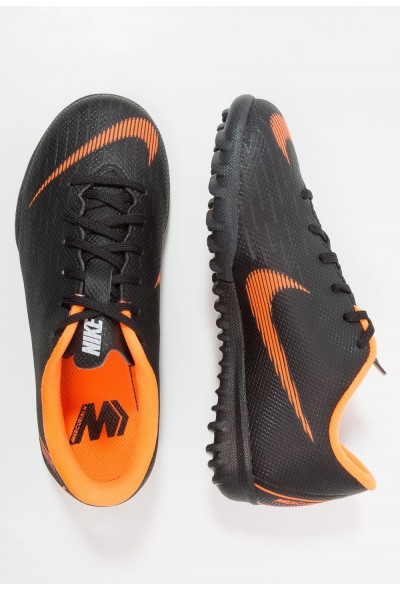 Nike MERCURIAL VAPORX  - Chaussures de foot multicrampons black/total orange/white