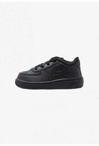 Nike FORCE 1  - Baskets basses black