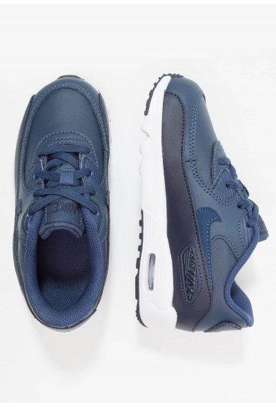 Nike AIR MAX 90  - Baskets basses obsidian/navy/white