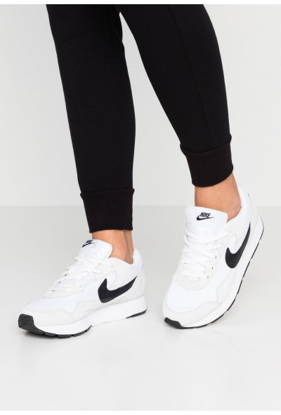 Nike DELFINE - Baskets basses white/black