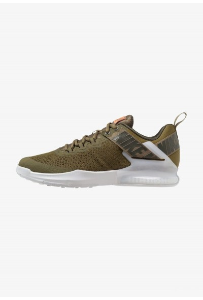 Black Friday 2019 - Nike ZOOM DOMINATION TR 2 - Chaussures d'entraînement et de fitness olive/sequoia/pure platinum/olive flak/total orange