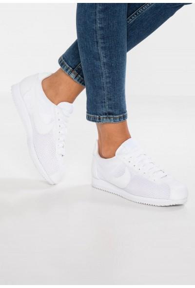 Nike CLASSIC CORTEZ PRM - Baskets basses white