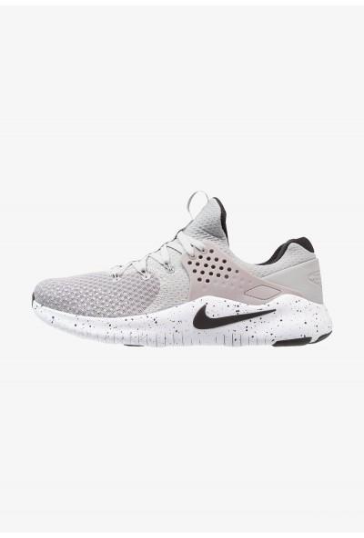 Nike FREE TRAINER V8 - Chaussures d'entraînement et de fitness matte silver/black/white