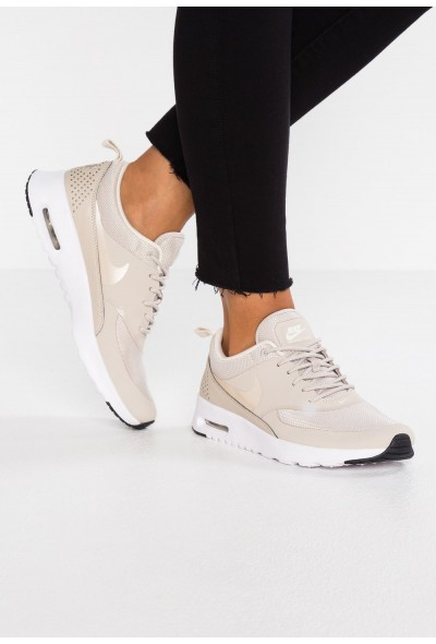Nike AIR MAX THEA - Baskets basses string/light cream