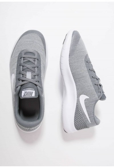 Nike FLEX EXPERIENCE RN 7 - Chaussures de running compétition wolf grey/white/cool grey