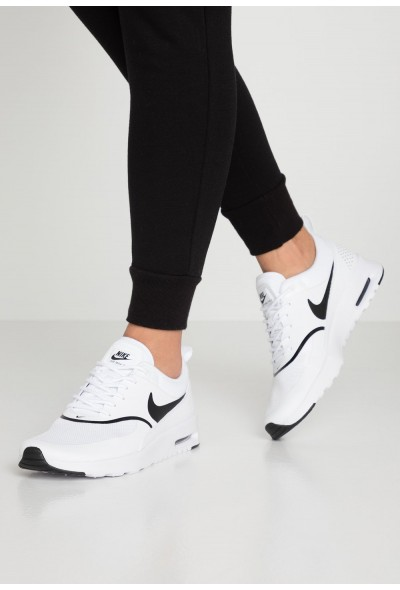 Black Friday 2019 - Nike AIR MAX THEA - Baskets basses off noir/gridiron/black/summit white