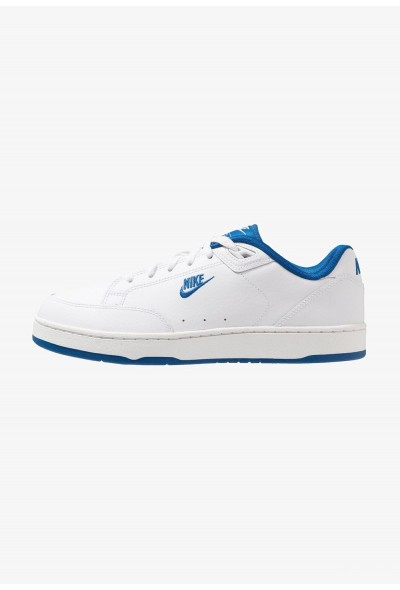 Nike GRANDSTAND II - Baskets basses white/team royal
